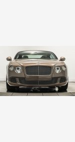2015 Bentley Continental for sale 101201394