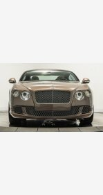 2015 Bentley Continental GT Speed Coupe for sale 101201394