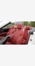2015 Bentley Continental GT V8 S Convertible for sale 101233698