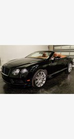 2015 Bentley Continental GT V8 S Convertible for sale 101234517