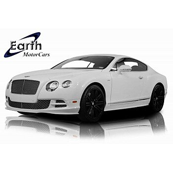 2015 Bentley Continental GT Speed Coupe for sale 101261261