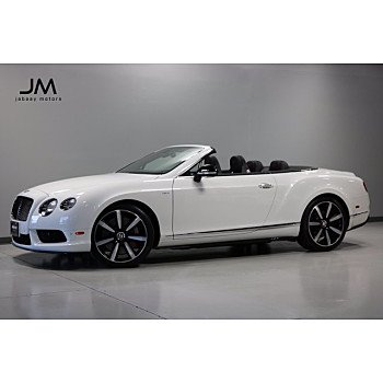 2015 Bentley Continental for sale 101359366