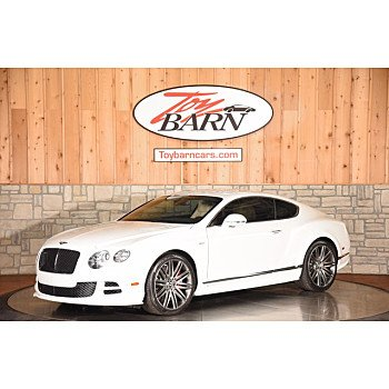 2015 Bentley Continental GT Speed Coupe for sale 101430942