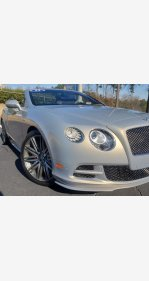 2015 Bentley Continental for sale 101444452