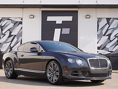 2015 Bentley Continental GT Speed for sale 101535116
