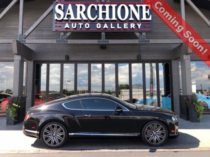 2015 Bentley Continental for sale 101598546