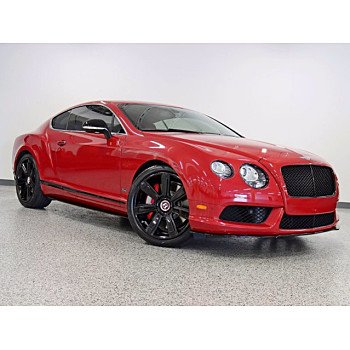 2015 Bentley Continental for sale 101628285