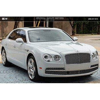 2015 Bentley Flying Spur for sale 101025906
