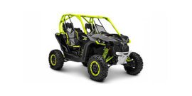 2015 Can-Am Maverick 800 1000 X ds TURBO specifications