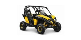 2015 Can-Am Maverick 800 1000 X rs DPS specifications