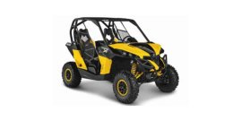 2015 Can-Am Maverick 800 1000 X xc DPS specifications