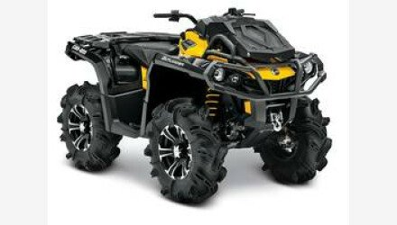 2015 Can-Am Outlander 800R for sale 200720129