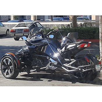 2015 Can-Am Spyder F3-S for sale 200621195
