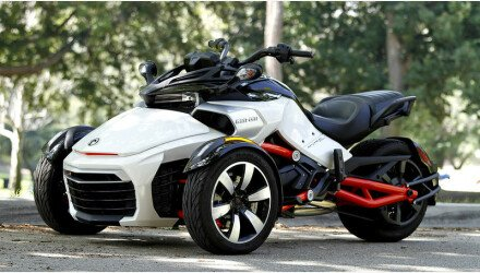 2015 Can-Am Spyder F3-S for sale 200600084