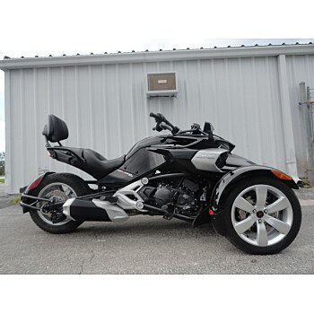 2015 Can-Am Spyder F3-S for sale 200764154