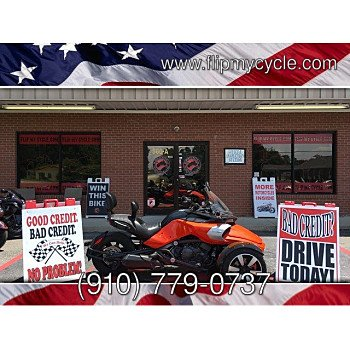 2015 Can-Am Spyder F3-S for sale 200767372