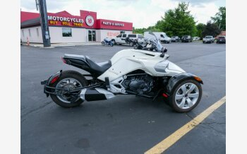2015 Can-Am Spyder F3-S for sale 200943630