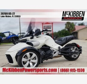 2015 Can-Am Spyder F3-S for sale 200972482