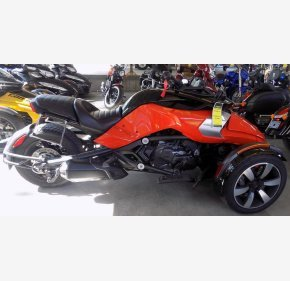 2015 Can-Am Spyder F3 for sale 200623372