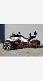 2015 Can-Am Spyder F3 for sale 200662001