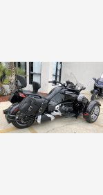 2015 Can-Am Spyder F3 for sale 200689668