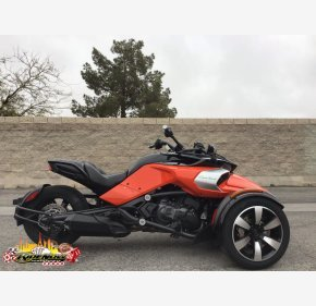 2015 Can-Am Spyder F3 for sale 200716331