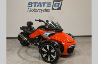 2015 Can-Am Spyder F3 for sale 201034363