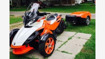 2015 Can-Am Spyder RT-S for sale 200651932