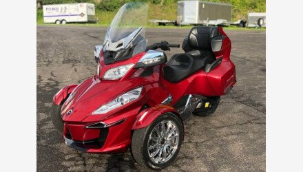 Can Am Spyder For Sale >> 2015 Can Am Spyder Rt Motorcycles For Sale Motorcycles On Autotrader