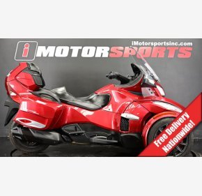 2015 Can-Am Spyder RT for sale 200779255