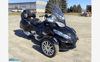 2015 Can-Am Spyder RT for sale 201050853