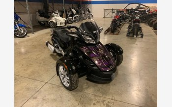 2015 Can-Am Spyder ST for sale 201003823
