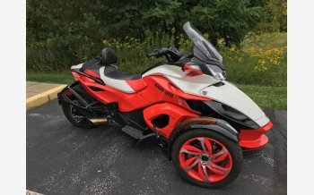 2015 Can-Am Spyder ST for sale 201038224