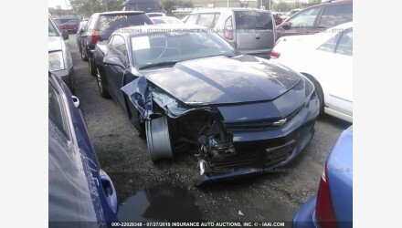 2015 Chevrolet Camaro LS Coupe for sale 101015088