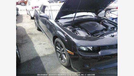 2015 Chevrolet Camaro LS Coupe for sale 101015101