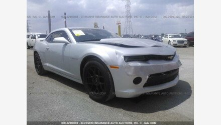 2015 Chevrolet Camaro LS Coupe for sale 101015115