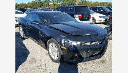 2015 Chevrolet Camaro LS Coupe for sale 101058027