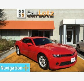 2015 Chevrolet Camaro LS Coupe for sale 101058618