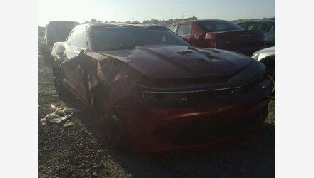 2015 Chevrolet Camaro LT Coupe for sale 101066264