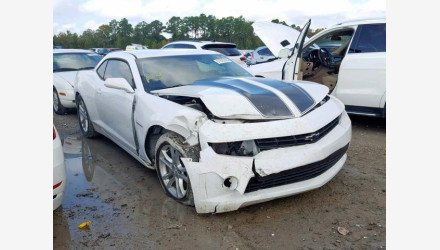 2015 Chevrolet Camaro LS Coupe for sale 101067939