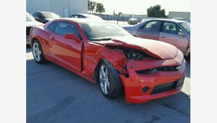 2015 Chevrolet Camaro LS Coupe for sale 101068051
