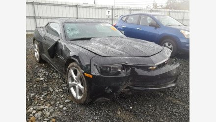 2015 Chevrolet Camaro LT Coupe for sale 101068068