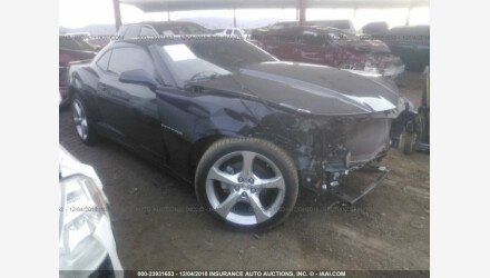 2015 Chevrolet Camaro LT Coupe for sale 101102753