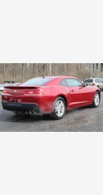 2015 Chevrolet Camaro LT Coupe for sale 101102972