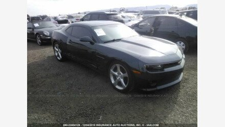 2015 Chevrolet Camaro LT Coupe for sale 101109621