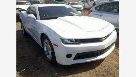 2015 Chevrolet Camaro LT Coupe for sale 101109681