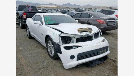2015 Chevrolet Camaro LS Coupe for sale 101109772