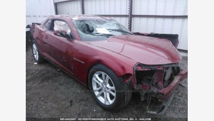 2015 Chevrolet Camaro LT Coupe for sale 101111202