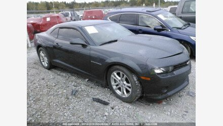 2015 Chevrolet Camaro LS Coupe for sale 101120797