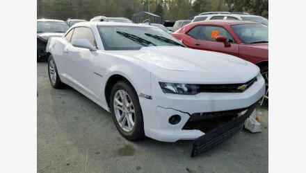 2015 Chevrolet Camaro LT Coupe for sale 101125708